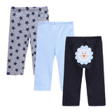 Mother Nest Baby Girl Pants Cotton Toddler Leggings Trousers