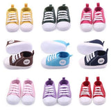 Kacakid Baby Boy Girl Crib Shoes Sneakers Newborn Prewalkers