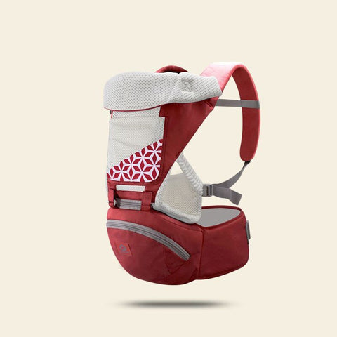 Aiebao 3 In 1 Ergonomic Baby Carrier Backpack Kangaroos Sling