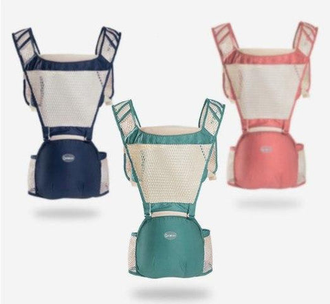 AIEBAO Baby Carrier Front Facing 0-18 Months
