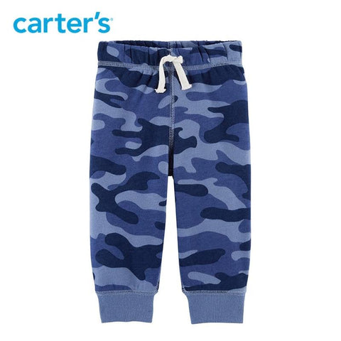 Carters Baby Boy 1pcs Cotton Functional Pull-On Pants