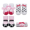 Mother Nest Baby Socks 3 Pairs For 0-9 Months Baby Girl Boy Socks