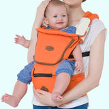 Aiebao Baby Carrier Ergonomic Backpack With Hip Seat