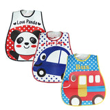 Mother Nest 3 PCS/LOT Baby Bibs Bandana Towel Scarf Boy Girl