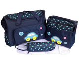 Mother Nest Baby Diaper Bags Designer Maternity Nappy 4pcs