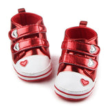 Kacakid Baby Shoes Girls Classic Leather First Walkers