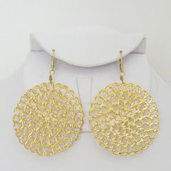 Large Filigree Earring