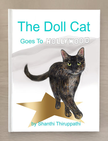 The Doll Cat Goes To Hollywood