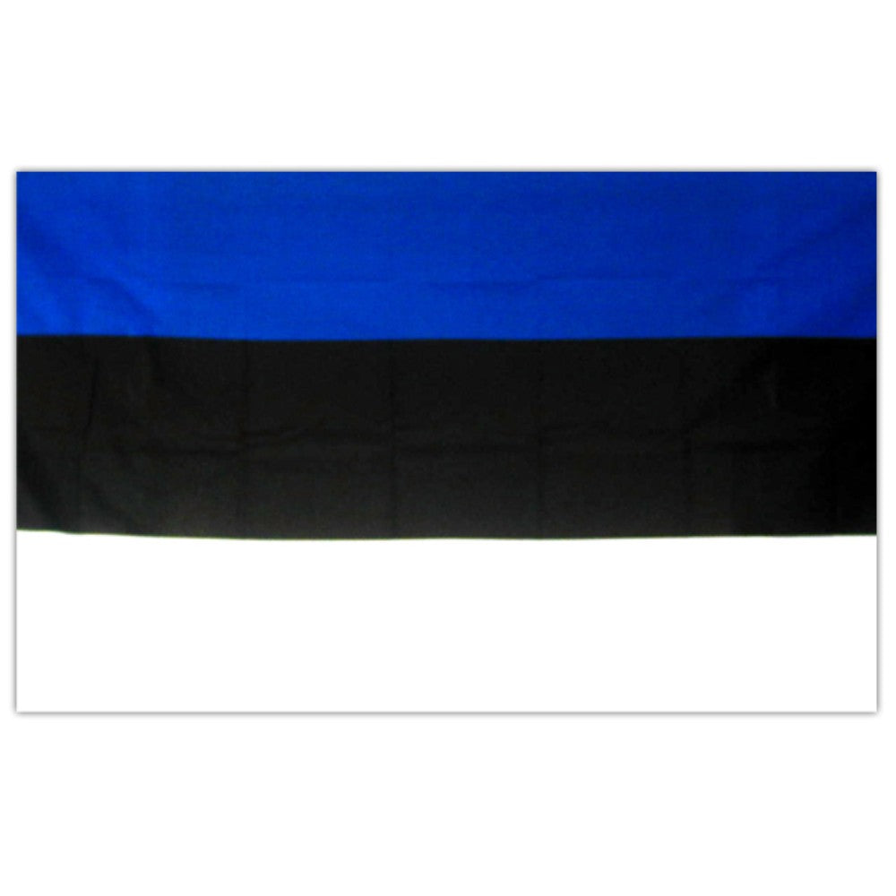 Estonia Flag 5ft X 3ft