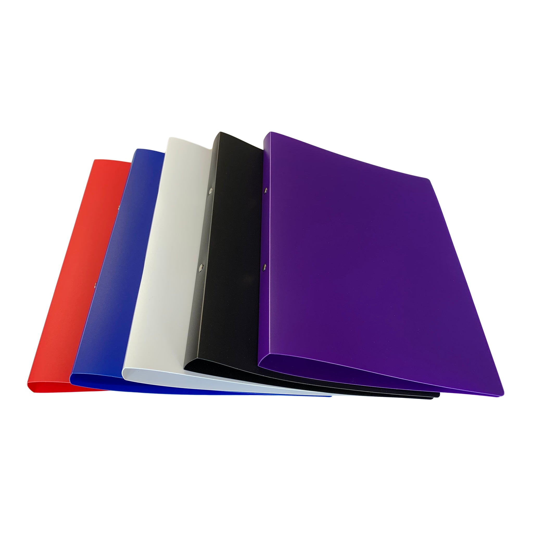 A4 Black Ring Binder by Janrax