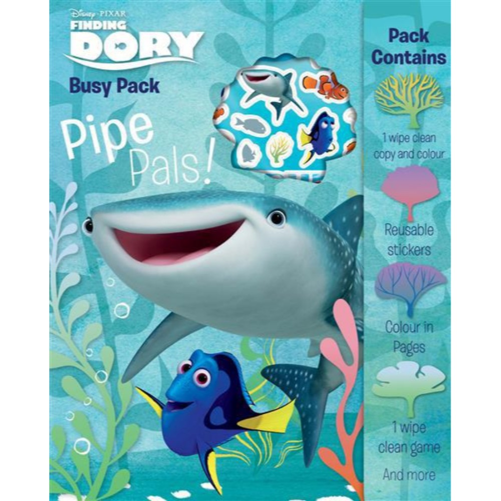 Finding Dory Busy Pack