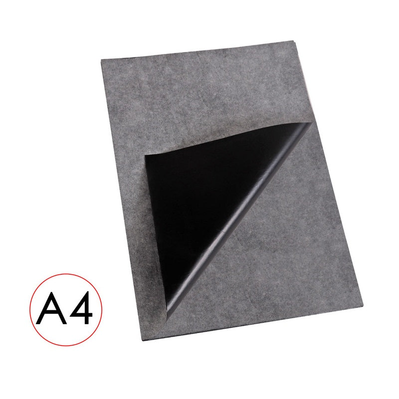 Pack of 100 A4 Black Carbon Paper Sheets