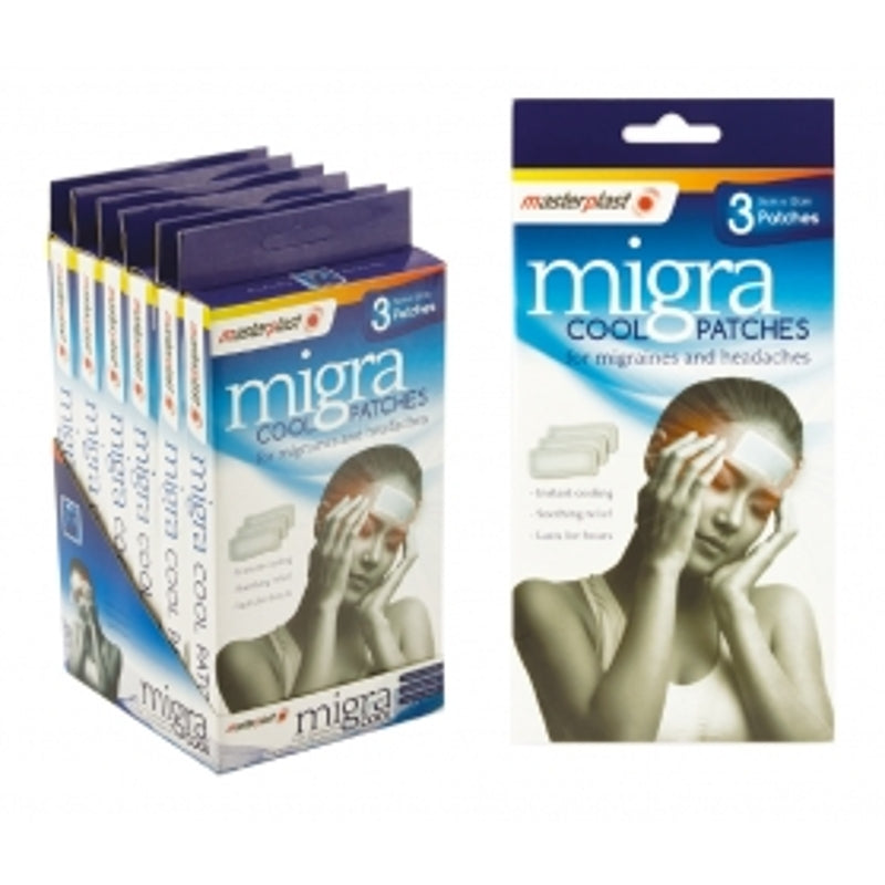 Migra Cool (3 Pack)