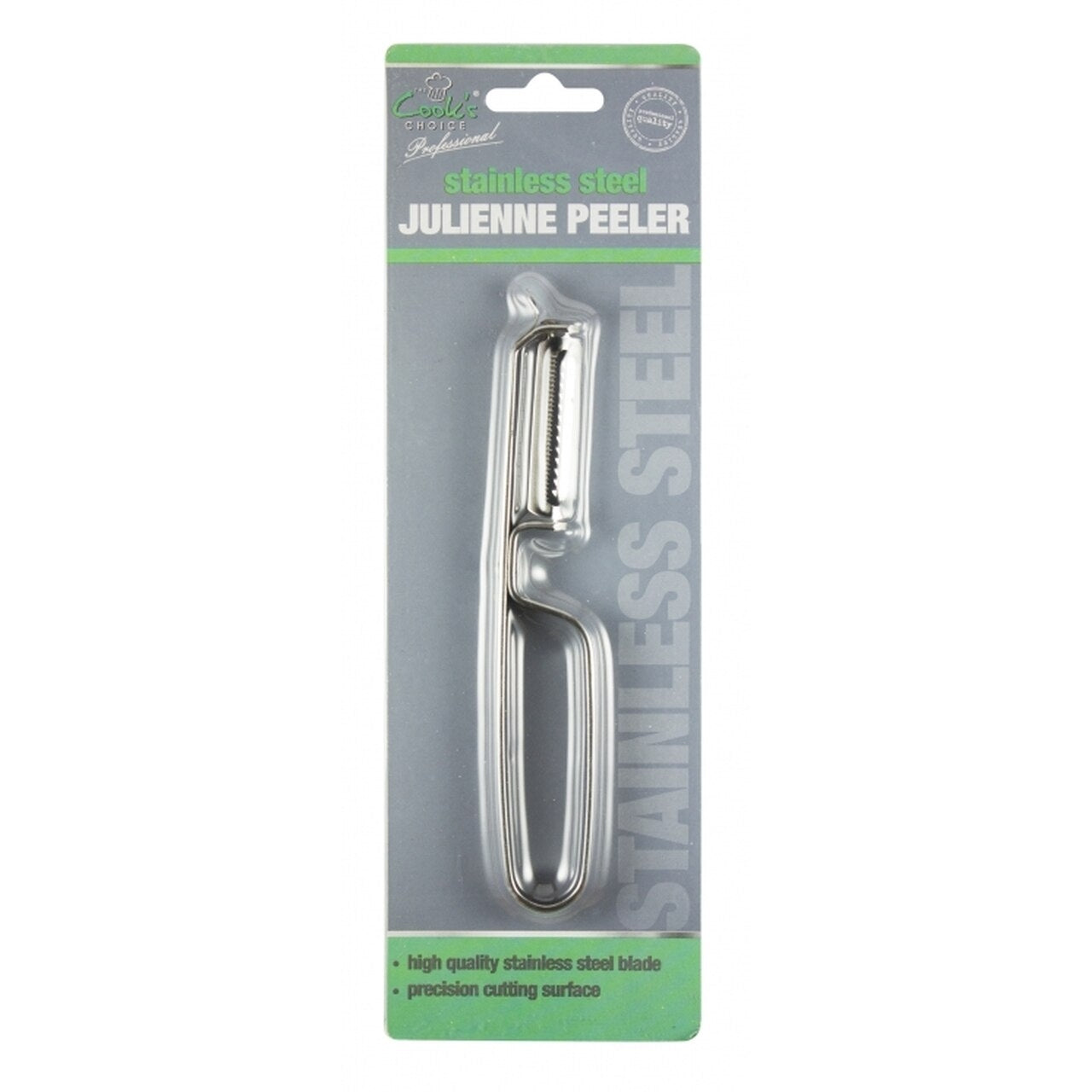 Stainless Steel Julienine Peeler