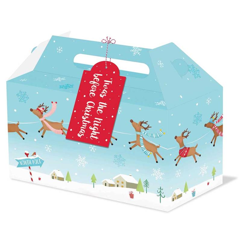 Pack of 2 Christmas Eve Boxes