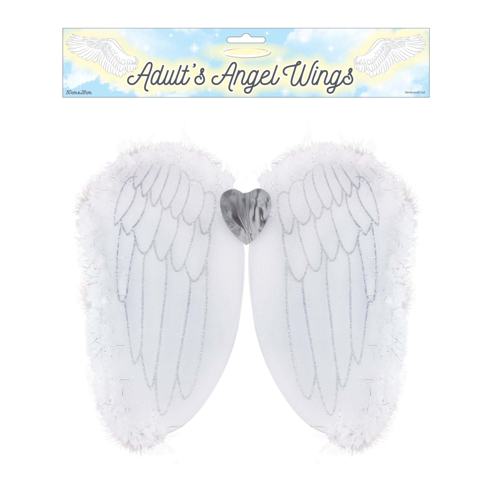 Best Dress Adult Angel Wings 50 X 28 Cm