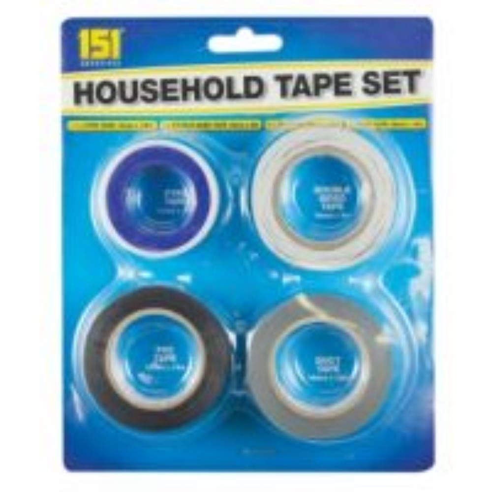 Household Tape Set