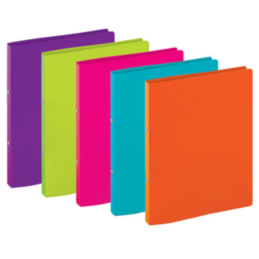 A4 Slim Ringbinder Vivid Colours