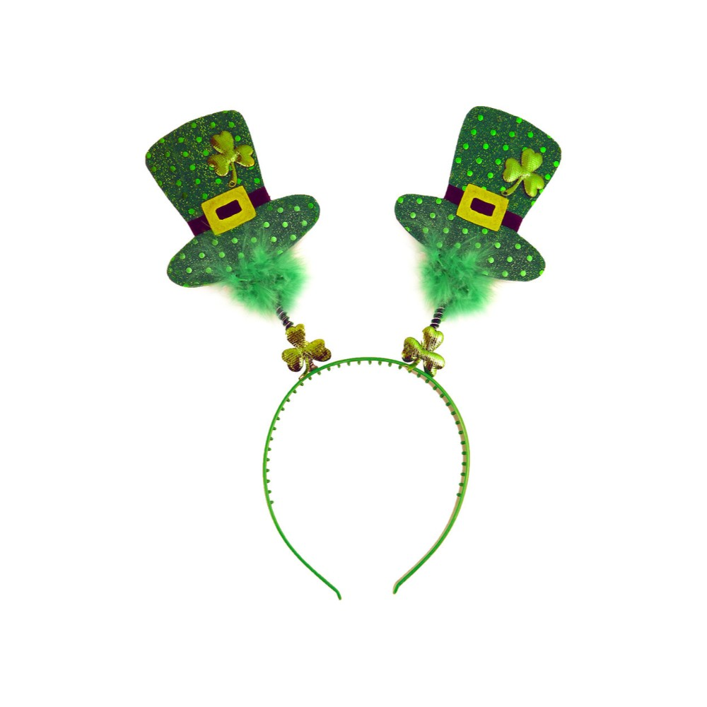 Headband Wiggly Mini Hats St Patricks Day