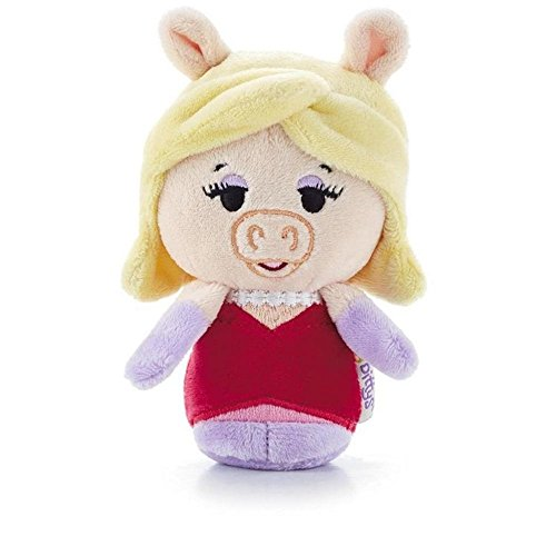 Miss Piggy Itty Bitty 5 inches  Collection Made from Quality Plush Fabric New