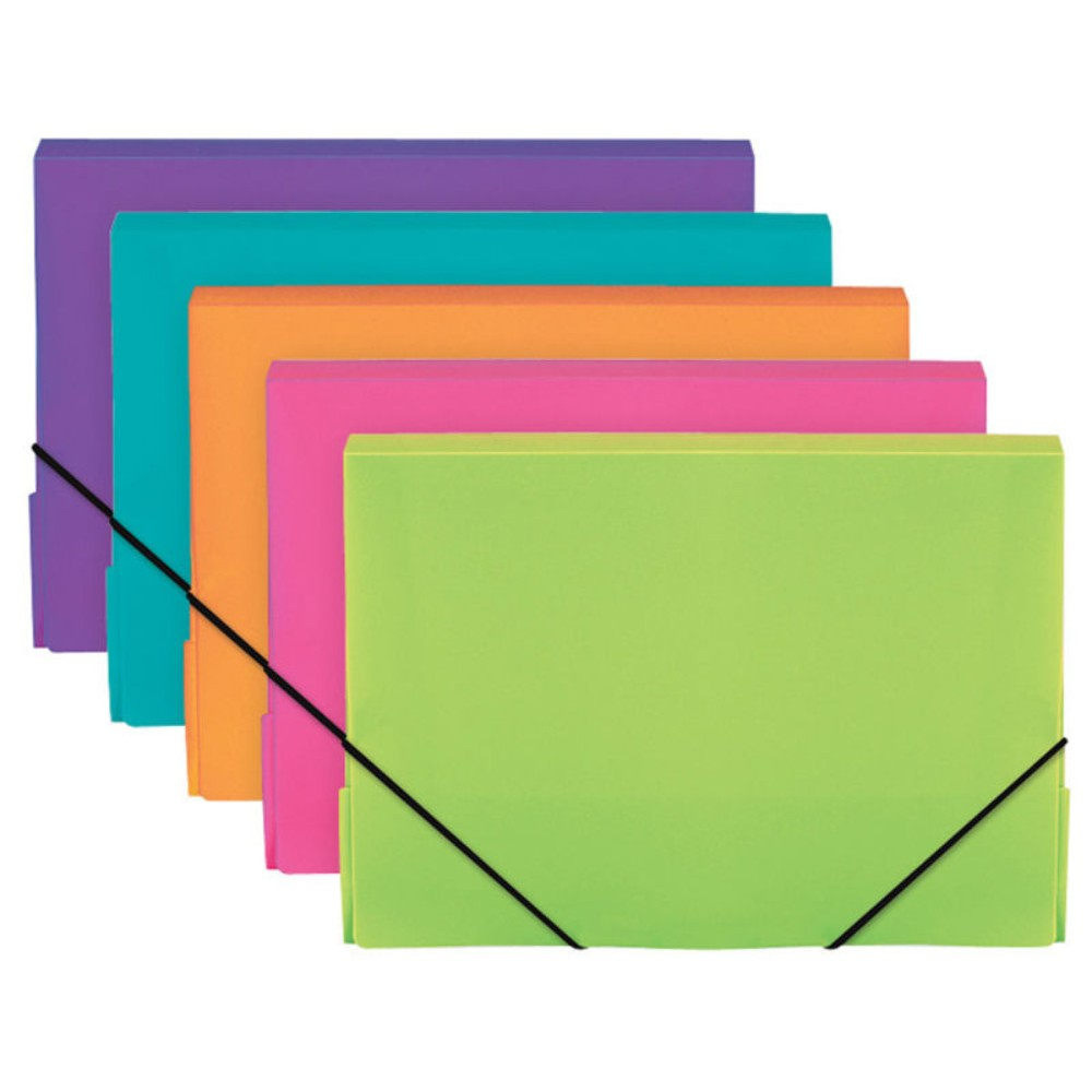A4 Box Files Vivid Colours
