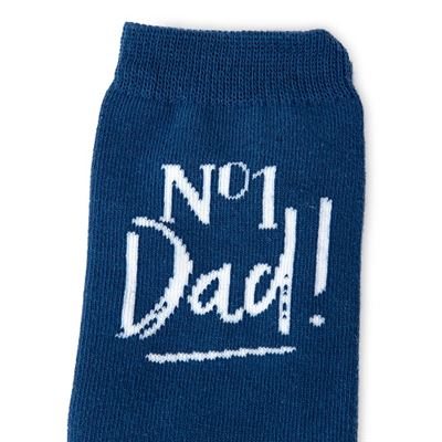 Me To You Bear No.1 Dad Socks