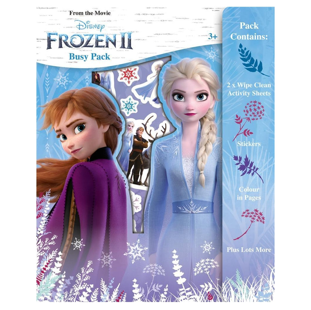 Frozen 2 Busy Pack