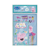 Peppa Pig Play Pack with Colouring Pencils and Pages
