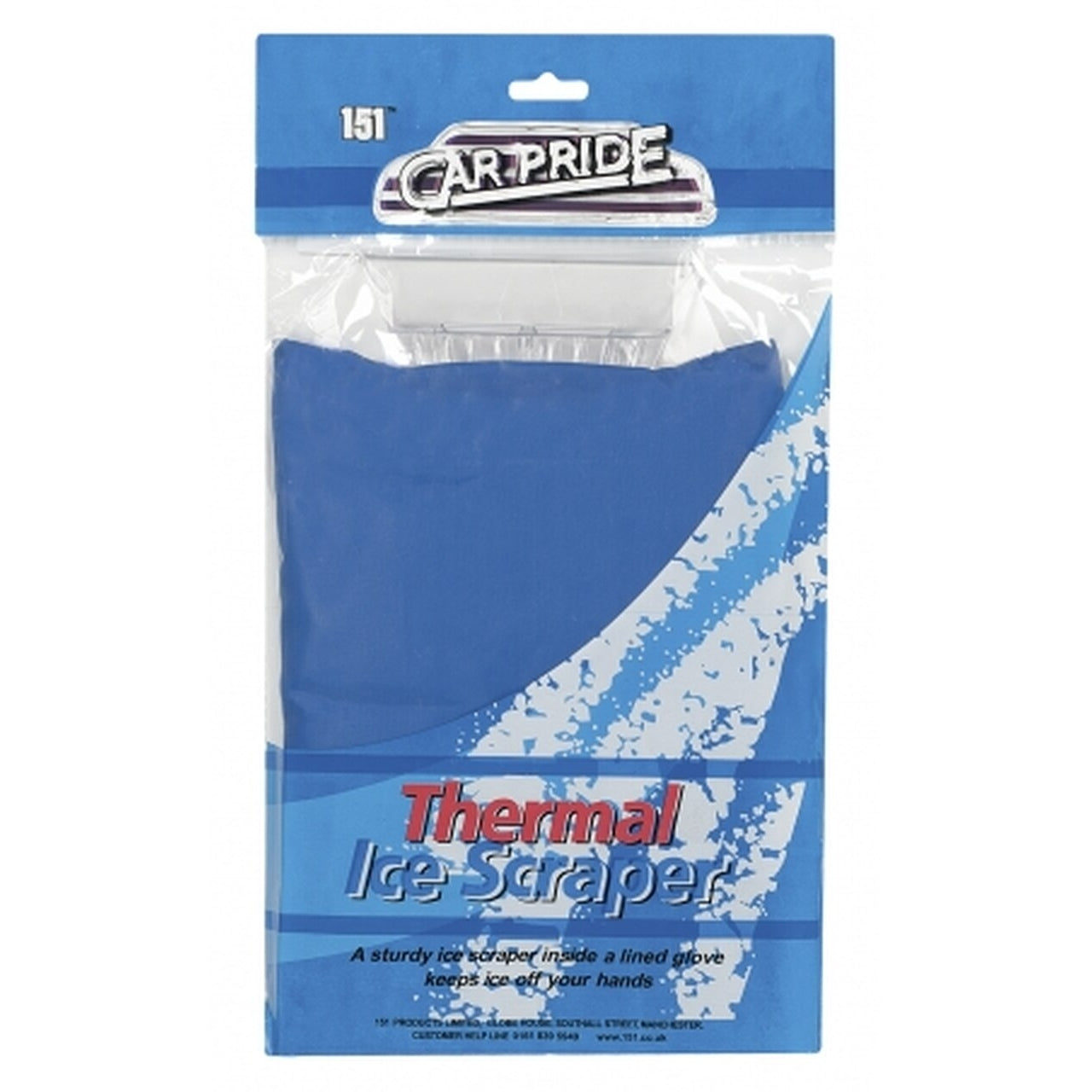 Thermal Glove Ice Scraper
