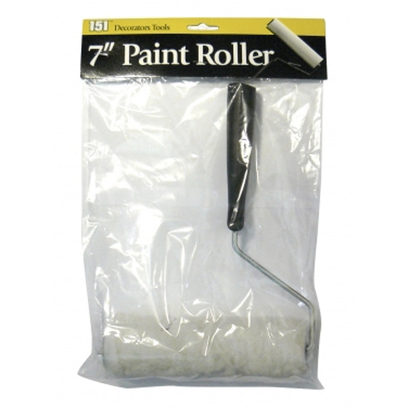 "7"" Paint Roller with Frame"