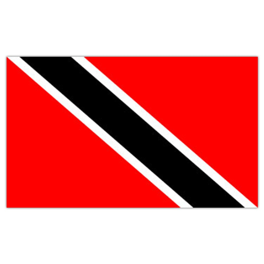 Trinidad & Tobago Flag 5ft X 3ft