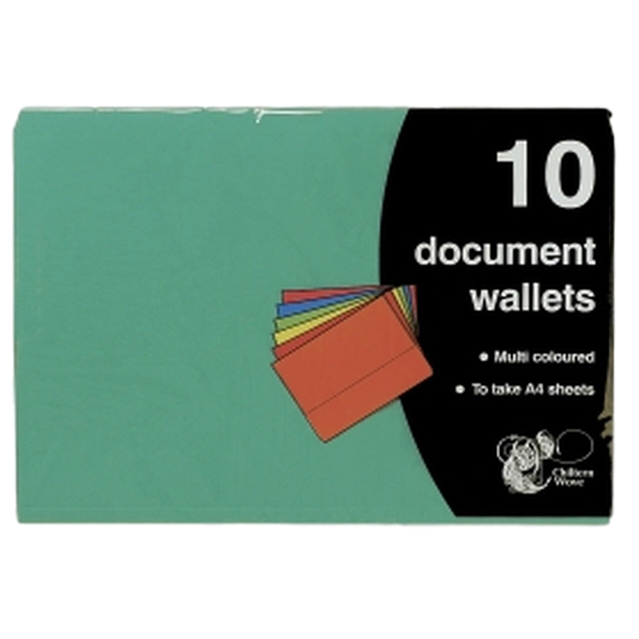 Document Wallet (10 Pack)