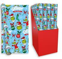 3m The Grinch Design Christmas Gift Wrapping Paper