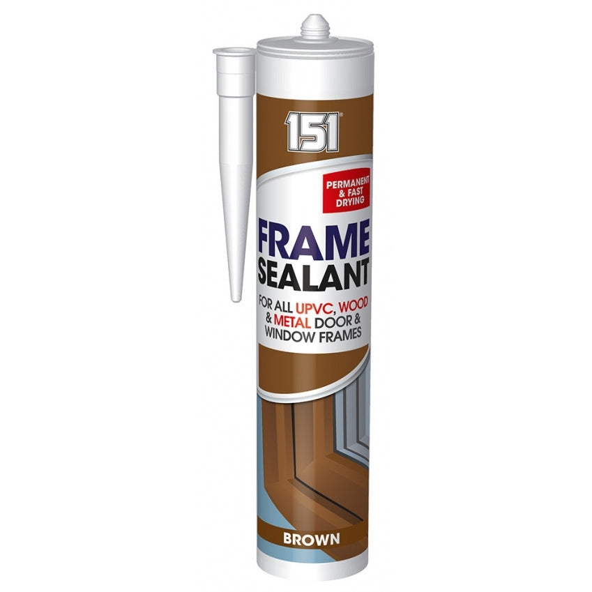 Frame Sealant - Brown