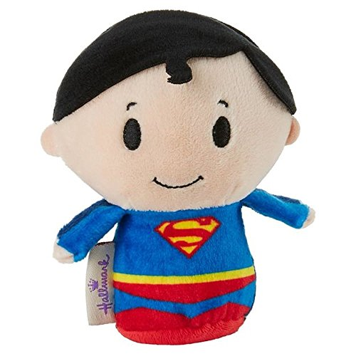 Hallmark Itty Bittys DC Superheroes Clark Kent as Superman (reversible)