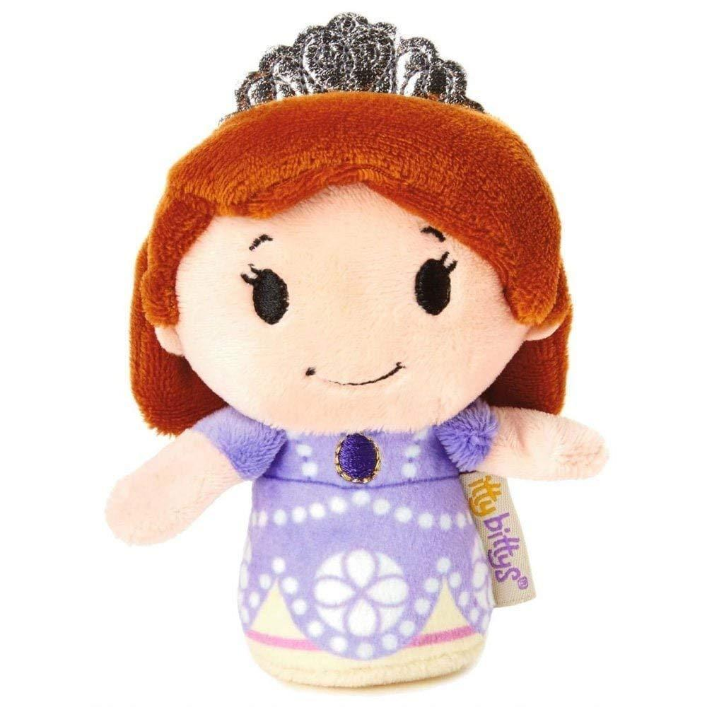 Sofia the First Itty Bittys Plush Soft Toy