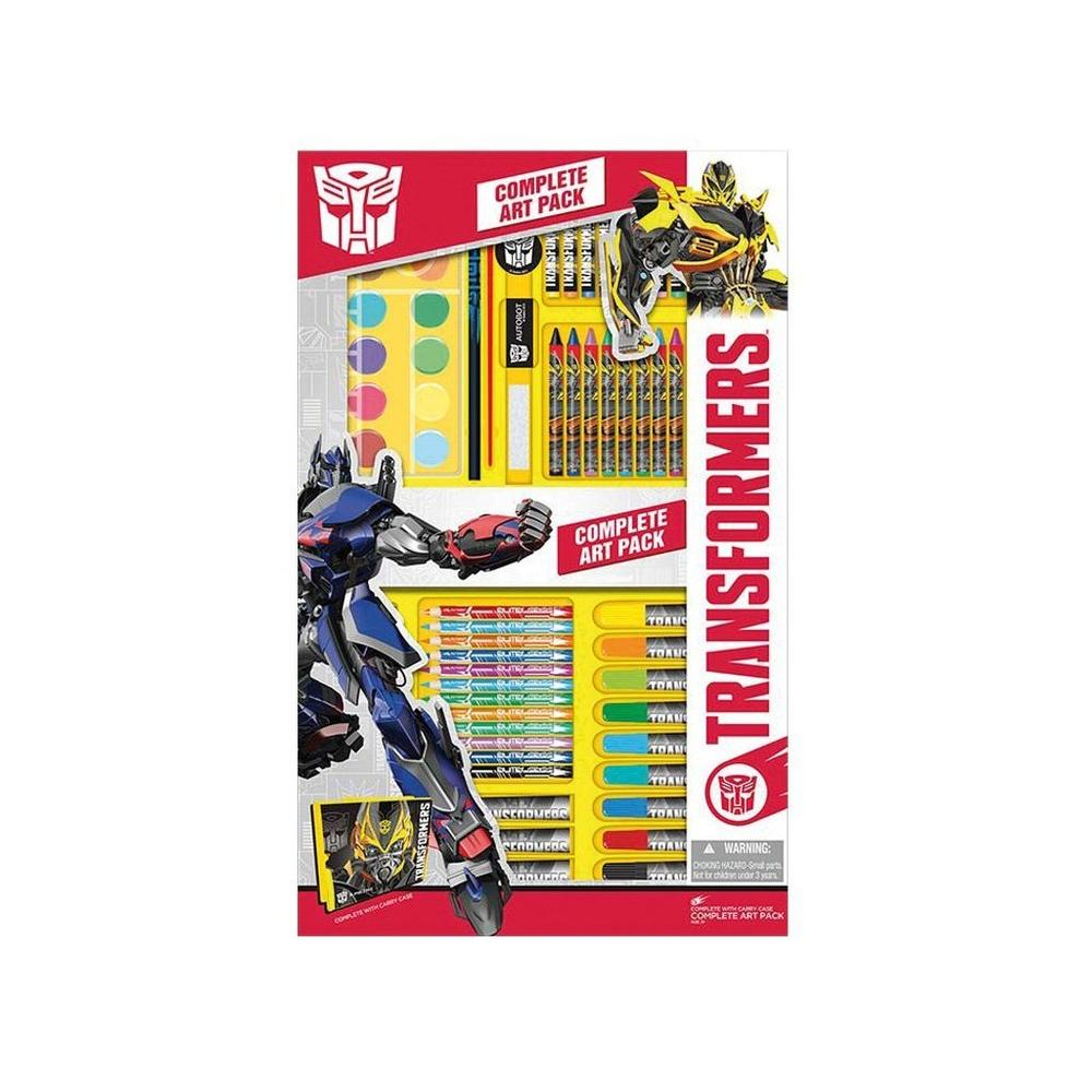 Transformers Complete Art Pack