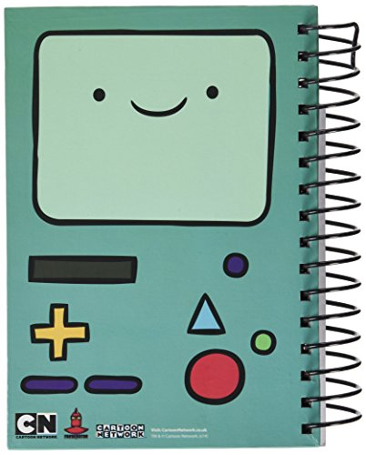 A5 Adventure Time Die-Cut Notebook
