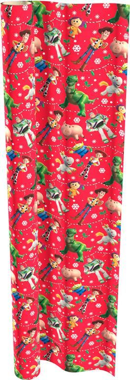 3m Disney Toy Story 4 Design Christmas Gift Wrapping Paper