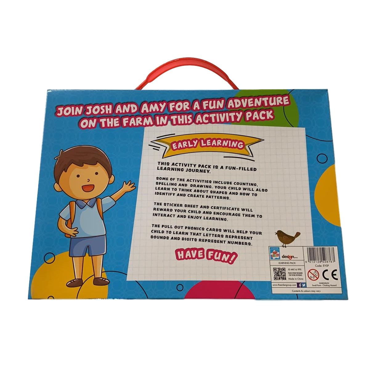 My Early Years Learning Pack