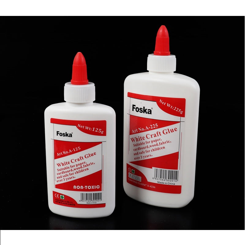 125g Bottle White Craft Glue