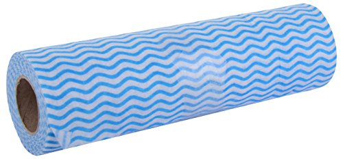 Pack of 25 Multipurpose Cloths on a Roll