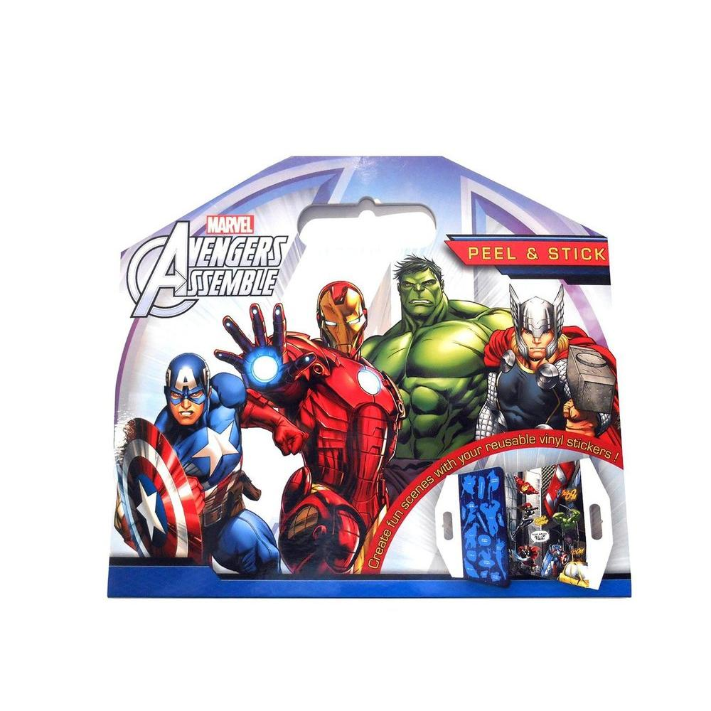 Avengers Assemble Peel and Stick