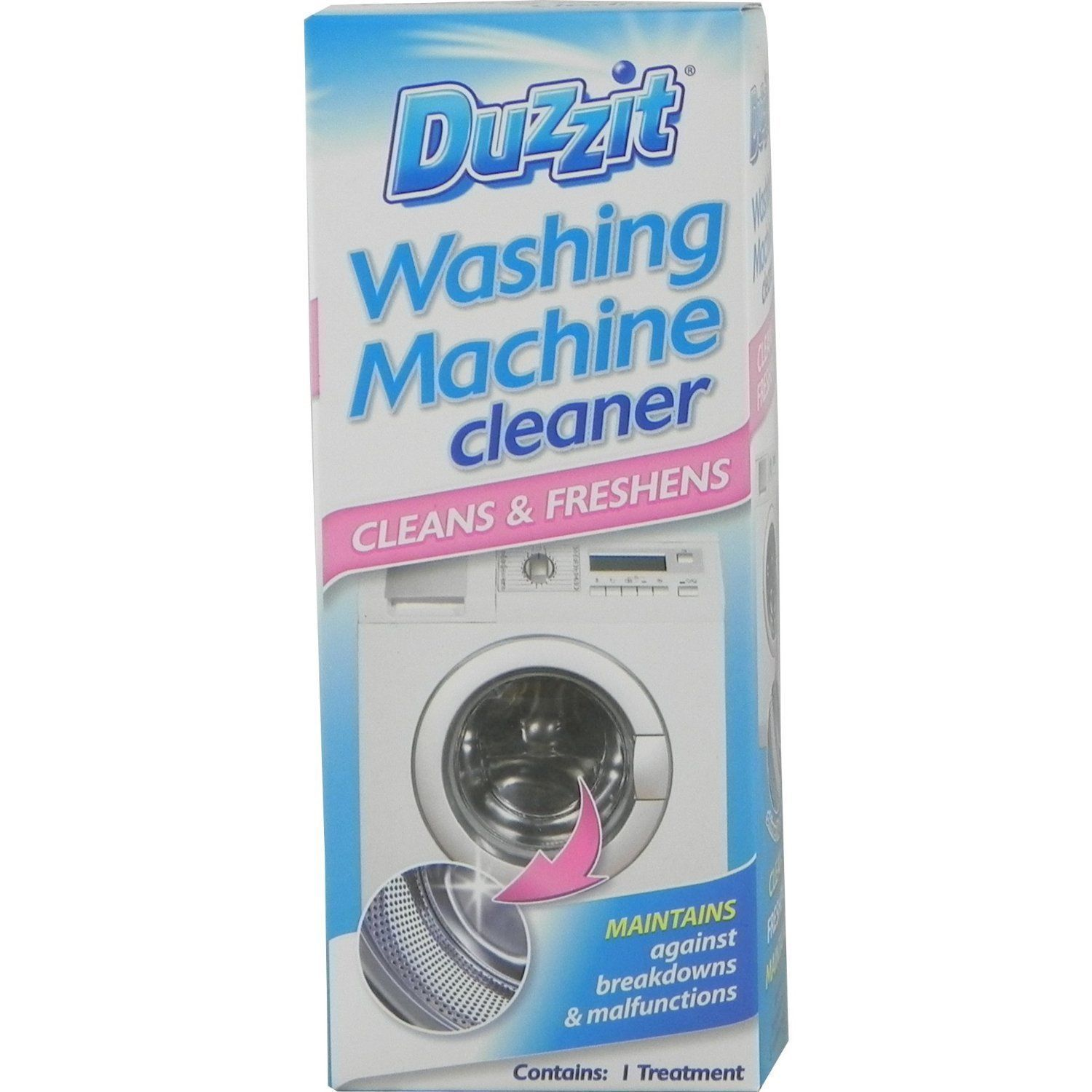 Duzzit Washing Machine Cleaner