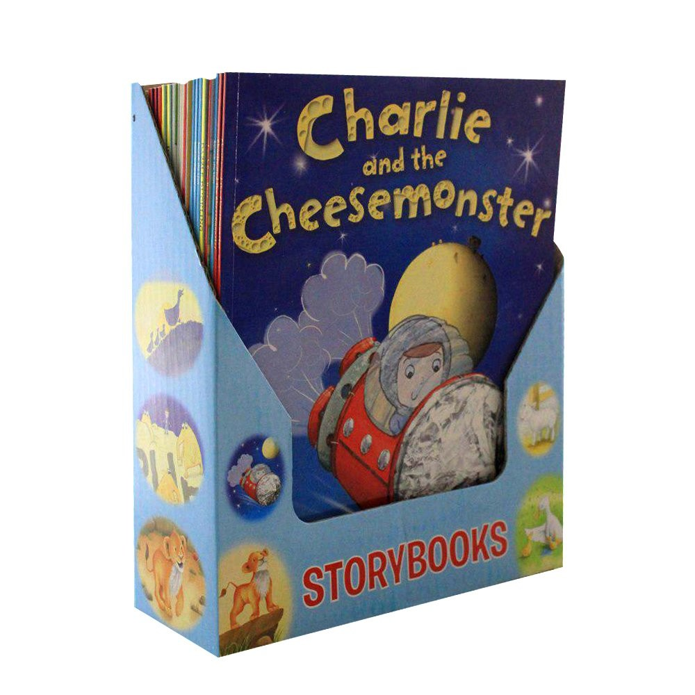 Padded Books - Charlie and The Cheese Monster
