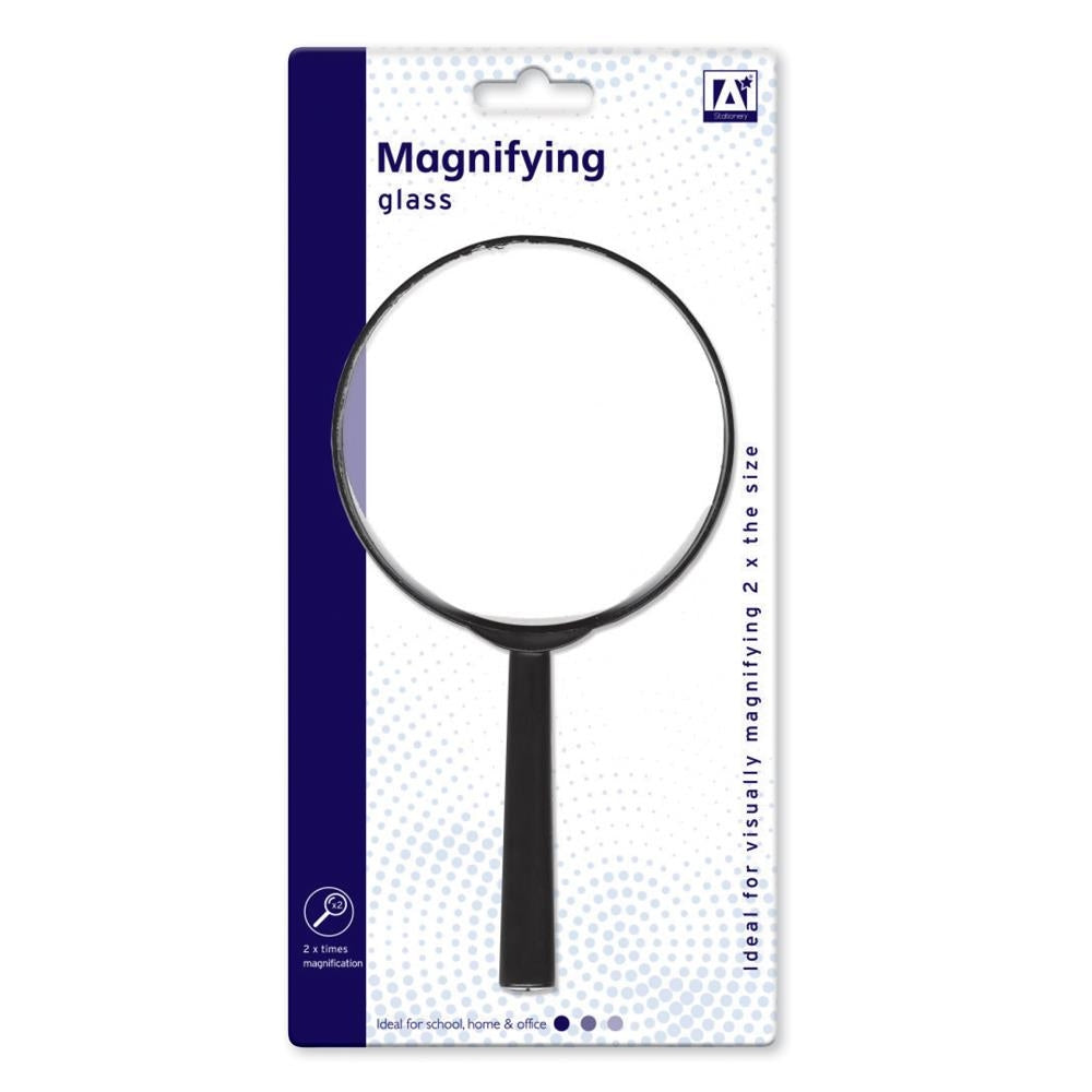 Stationery Magnifying Glass 3 X the Size