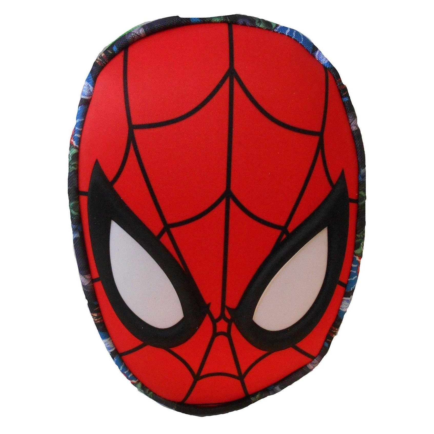 Spiderman Moulded Mask Pencil Case