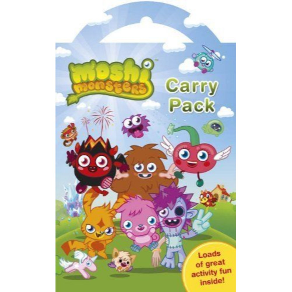 Moshi Monsters Carry Pack
