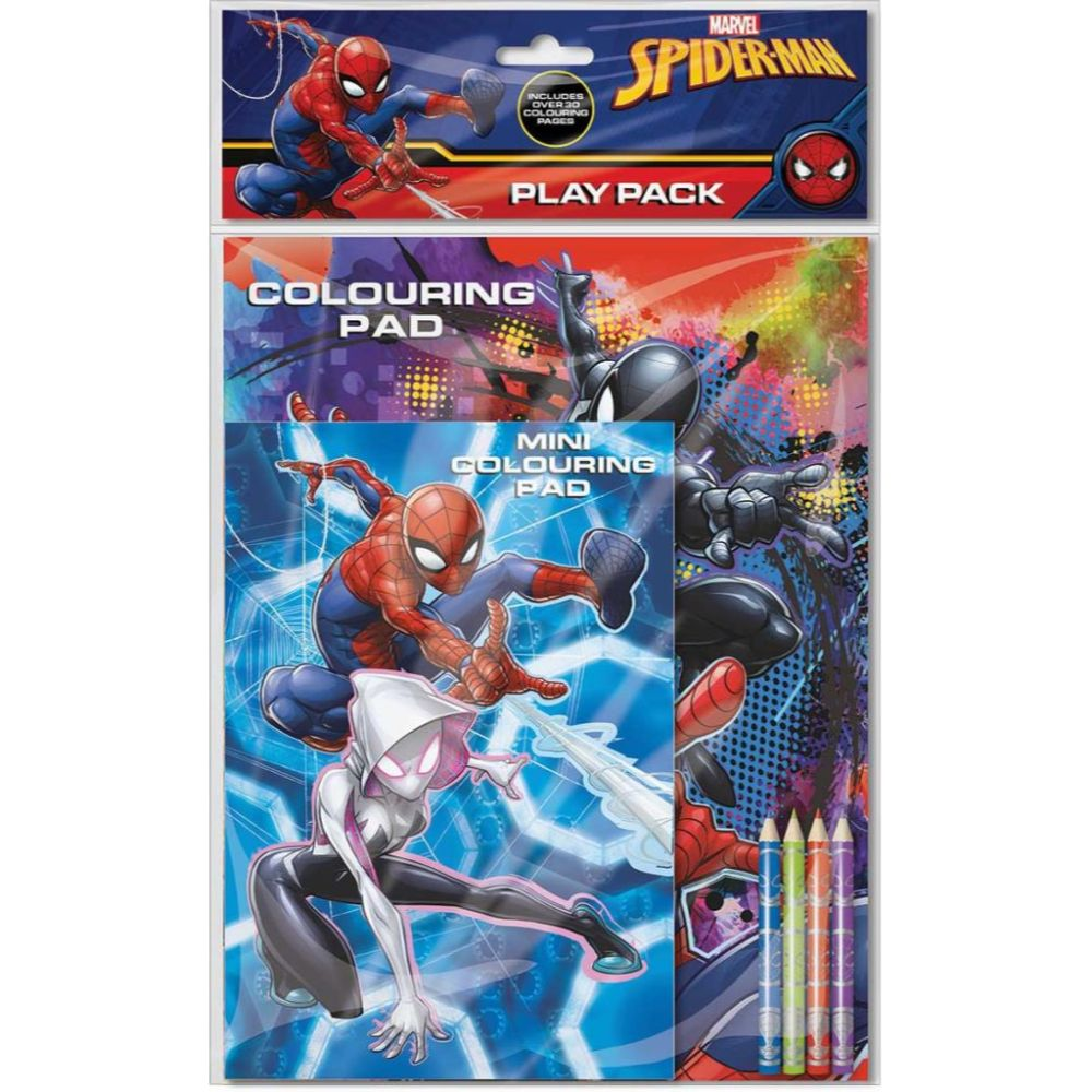 Spiderman Play Pack