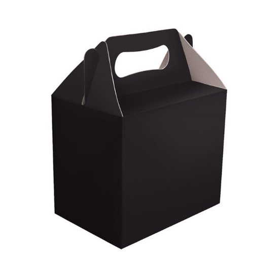 Black Lunch Box